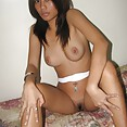 Breasty and wild raw amateur filipina nude girl - image
