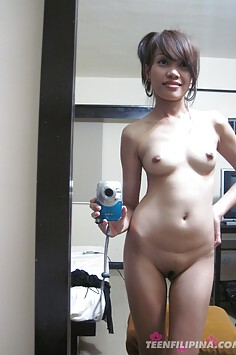 Real filipina girl friends show off their self shot pictures