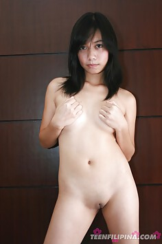 Lala is the perfect girl next door with a shaved pussy