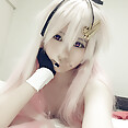 Chinese nude cosplay girl Xidaidai full sexy cosplay picture collection - image