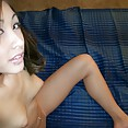 Wannabe porn star Ariel's nude casting selfies - image