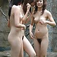 Sexy nude Chinese Ballet dancers - image