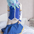 Skinny and naked Chinese cosplay idols gallery - image
