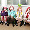 Cosplay convention group sex gallery - image